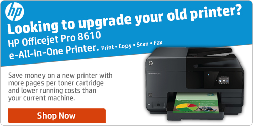 Looking to upgrade your printer? Shop Now