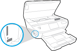 HP AMP 120 Printer Printer Cartridge User Guide