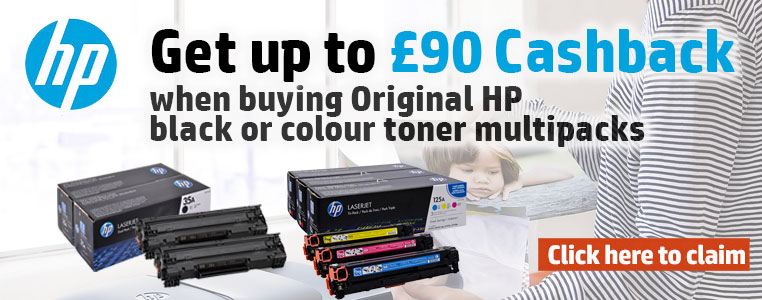 Ensure your ink and toner are Original HP