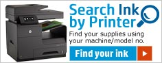 Search Ink by Printer