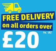 Free Next Day Delivery on orders over �20