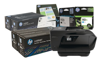 HP group products image