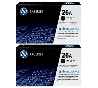 HP 26A Original Black Toner Cartridge