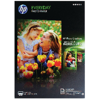 HP A4 Everyday Glossy Photo Paper (Pack of 25)