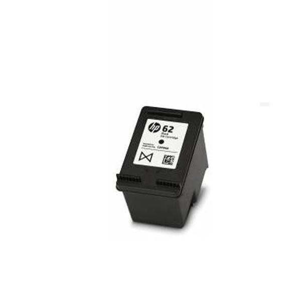 hp 62 black ink cartridge c2p04ae. Black Bedroom Furniture Sets. Home Design Ideas
