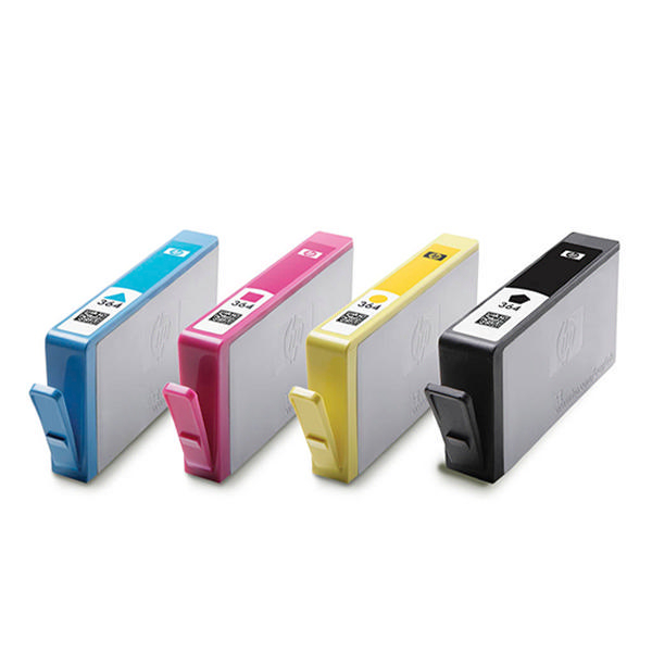 HP 364 Black and Colour Combo Ink Cartridge 4 Pack | N9J73AE