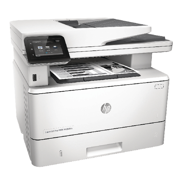 HP Laserjet Pro Multifunctional M426fdn Printer F6W14AB19