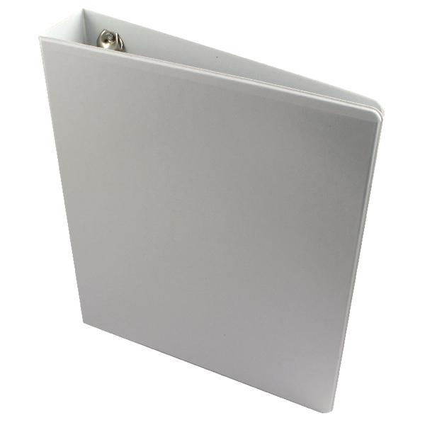 Esselte Presentation 4D Ring Binder 40mm A4 White OEM: 49704