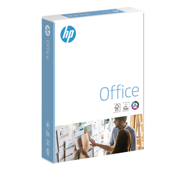 HP A4 80gsm Office Paper White, 2500 Sheets | HPF0317