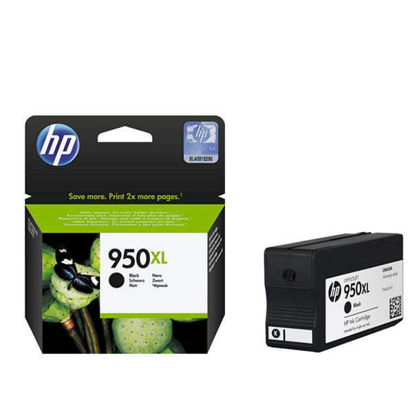 HP 950XL High Capacity Black Ink Cartridge | CN045AE