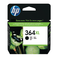 HP 364XL Black Ink Cartridge | HP CN684EE High Capacity Ink